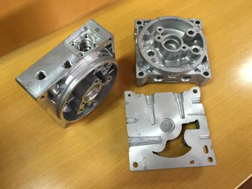 Single Acting Casting Aluminum Hydraulic Manifold Block For Power Pack